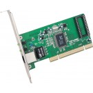 TP-Link TG-3269 Internal Gigabit PCI 10/100/1000 Mbps Ethernet Network Card - Retail