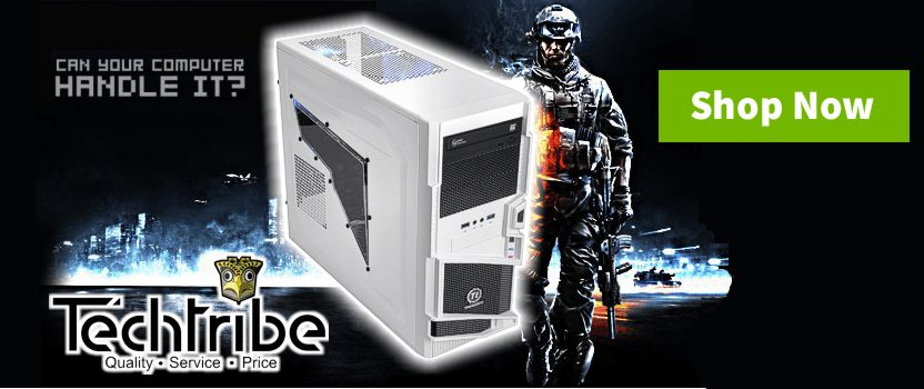 Techtribe Gaming PC