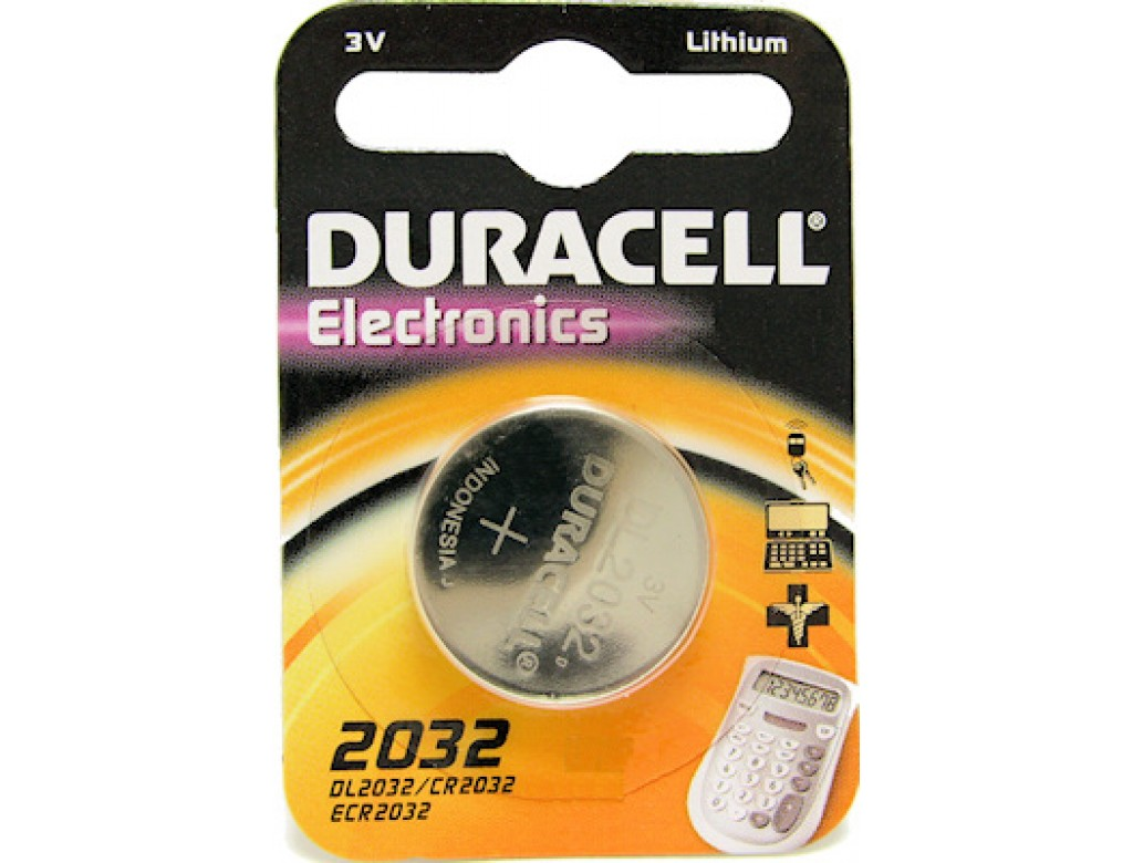 duracell cr2032 3v lithium coin battery. Black Bedroom Furniture Sets. Home Design Ideas