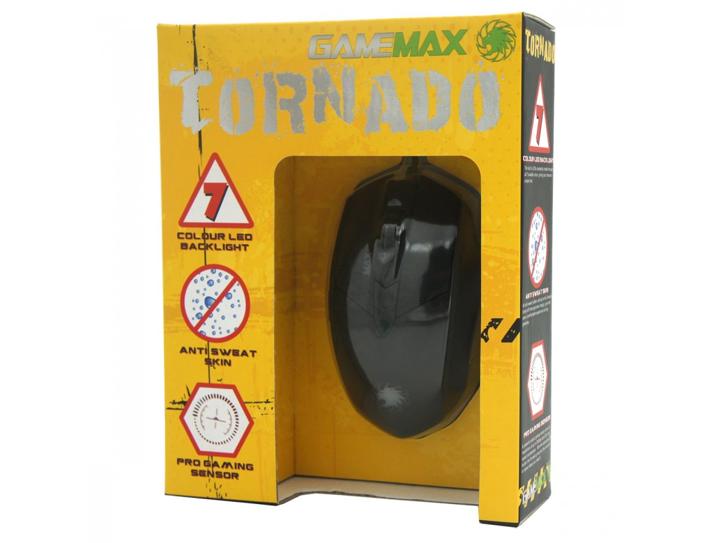 GameMax Tornado RGB Gaming Mouse Review – It's only £7 ...