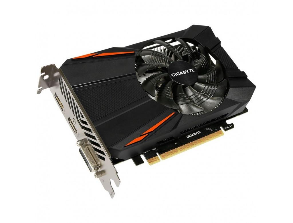Gigabyte NVIDIA GeForce GTX 1050 Ti 4GB D5 Graphics Card