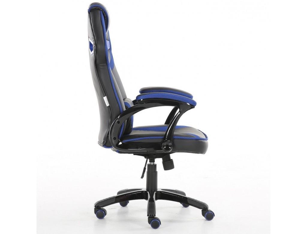 Neo Morpheus Gaming Chair Black Blue Digitalpromo