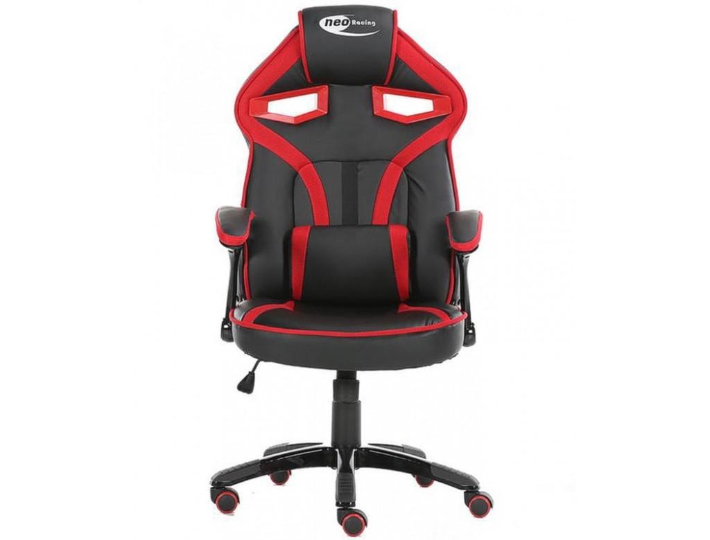 Neo Morpheus Gaming Chair Black Red Digitalpromo