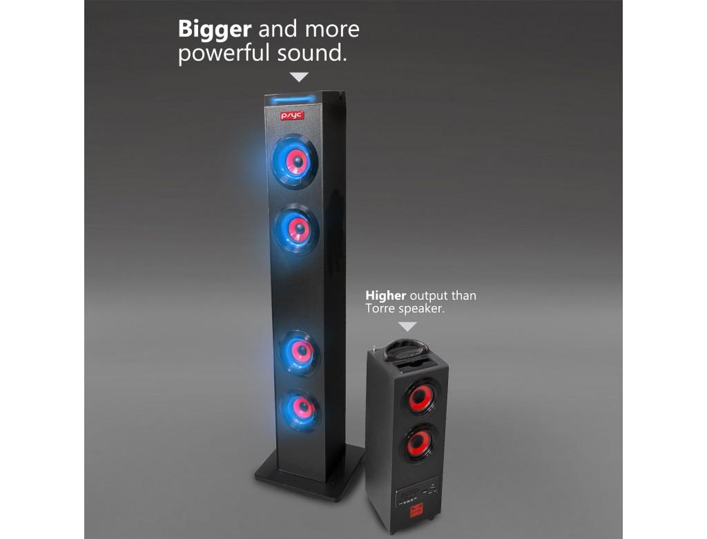 Er2553 Psyc Torre Xl 2 0 Bluetooth Full Tower Multimedia