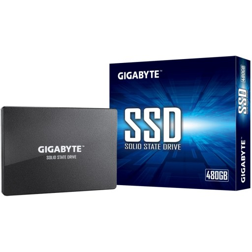 Gigabyte 480GB 2.5'' SATA III SSD / Solid State Drive