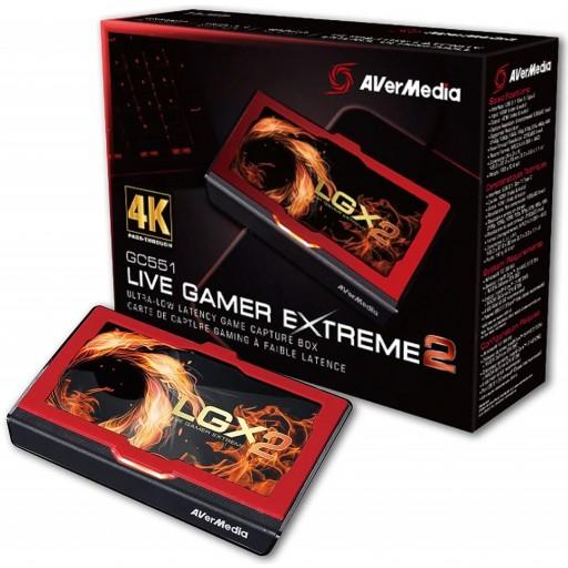 AVerMedia Live Gamer EXTREME 2 Full HD Gaming Capture Card