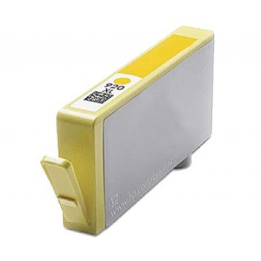 HP 920XLY - HP CD974AE - High Capacity Compatible Inkjet Cartridge - YELLOW