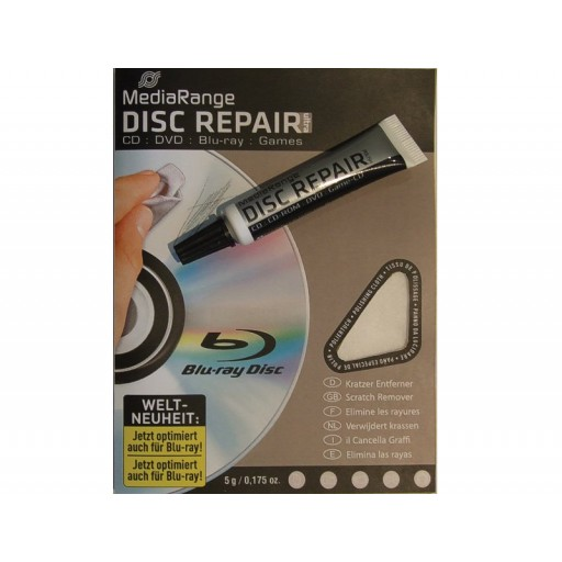 how to clean dvd disc with scratches
