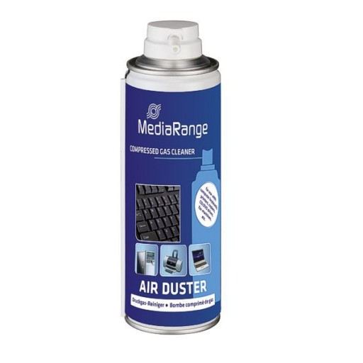 MediaRange Dust-Off MR724 Compressed Air Duster 400ml