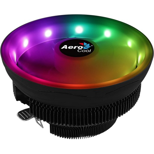 Aerocool Core Plus ARGB CPU Air Cooler with 120mm ARGB Fan