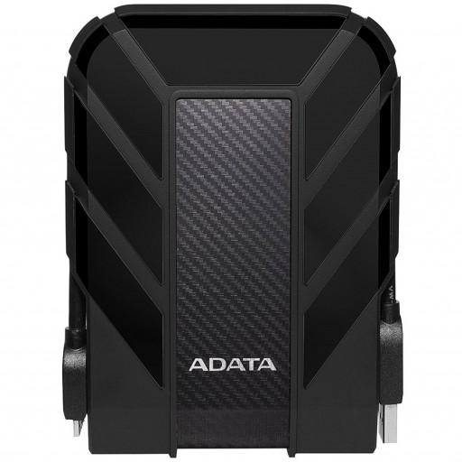 ADATA HD710 4TB USB 3.1 High Speed IP68 Military Grade Water, Dust, Shock Proof Rugged External Hard Drive - Black