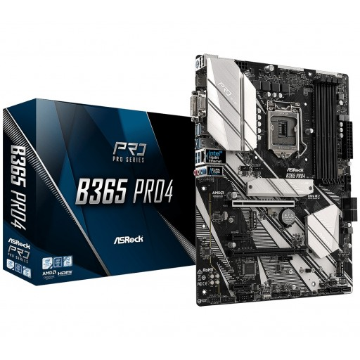 ASRock Intel Coffee Lake B365 Pro4 ATX Motherboard