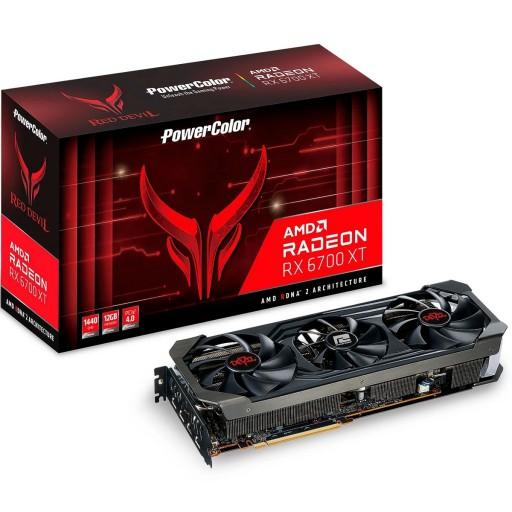 Powercolor AMD Radeon RX 6700 XT Red Devil 12GB Graphics Card