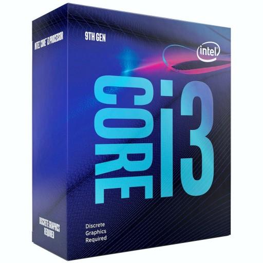 Intel Core i3 9100F 9th Gen Desktop Processor/CPU Retail - No iGPU