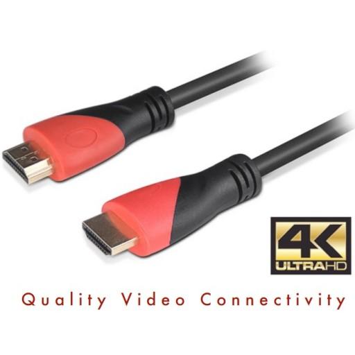 LMS Data X-Series Premium Grade v2.0 4K UHD HDMI Cable - 2 Metre