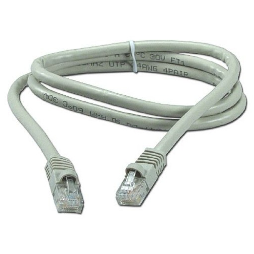 CAT 6 - 3 Metre Cat6 UTP Network Patch Cable in Grey