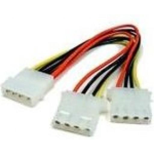 Molex 2 Way Power Splitter Cable