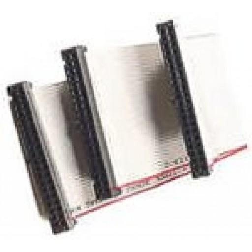 Ide Ribbon Cable : Ata double ide flat cm ribbon cable