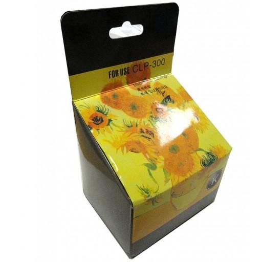 Digitalpromo Value - Samsung CLP300BK Compatible Laser Toner Cartridge (BLACK) - Retail