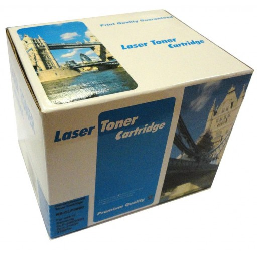 Digitalpromo Value - Samsung CLP300C Compatible Laser Toner Cartridge (CYAN)