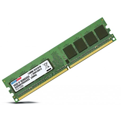 Dane Elec **SPECIAL OFFER** 512MB DDR2 PC5300 667MHz Memory Module - FULL RETAIL