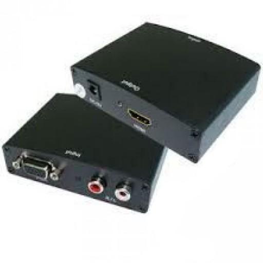 Digitalpromo Value VGA to HDMI Converter