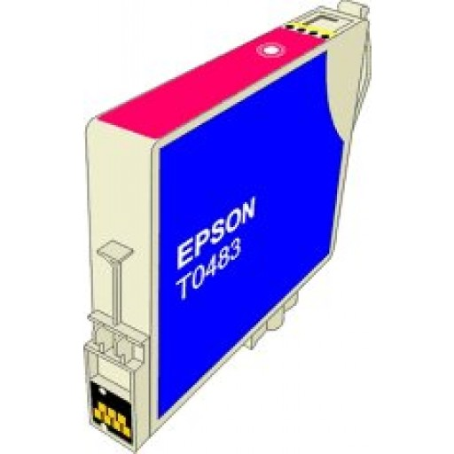 Epson INK483 Compatible Cartridge - MAGENTA