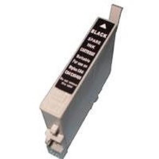 Epson T0611 Compatible Cartridge - BLACK