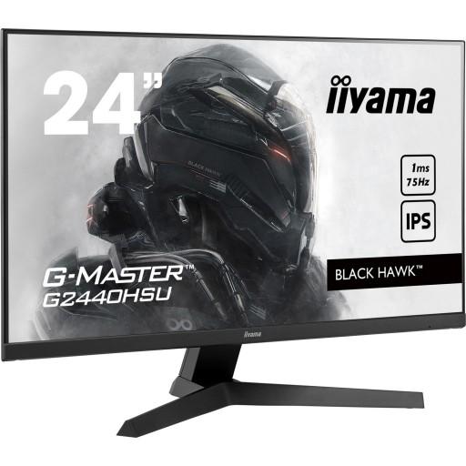 IIyama G-Master G2440HSU-B1 23.8'' Full HD IPS 1ms Black Hawk Gaming Monitor