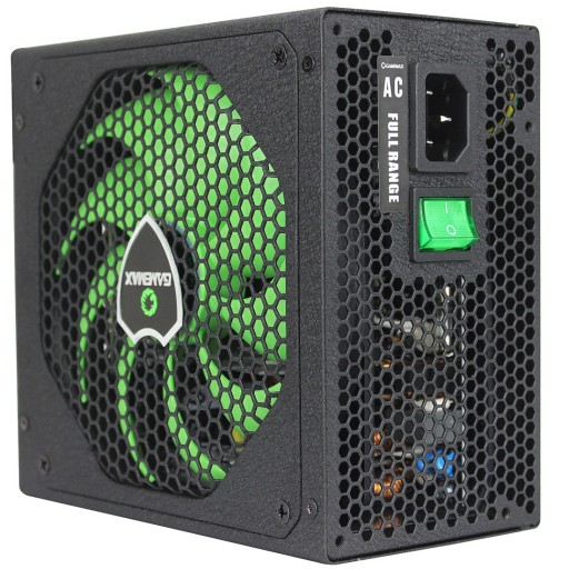 Game Max GM1050 1050w 80 Plus Silver ATX Modular Power Supply