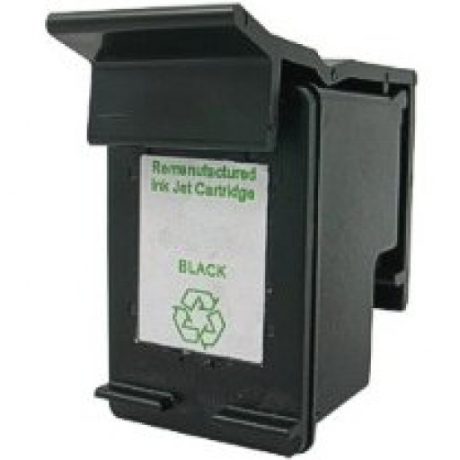 HP 350 Remanufacture / Recycled Inkjet Cartridge for HP Vivera Photosmart C4280 etc. - BLACK