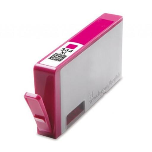 HP 364XL - HP CB324EE - HIGH CAPACITY MAGENTA Recycled Inkjet Cartridge - MAGENTA