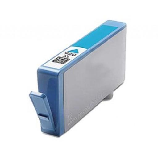 HP 920XLC - HP CD972AE - High Capacity Compatible Inkjet Cartridge - CYAN