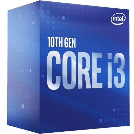 Intel Core i3 10100 10th Gen Quad Core Comet Lake S1200 CPU / Processor