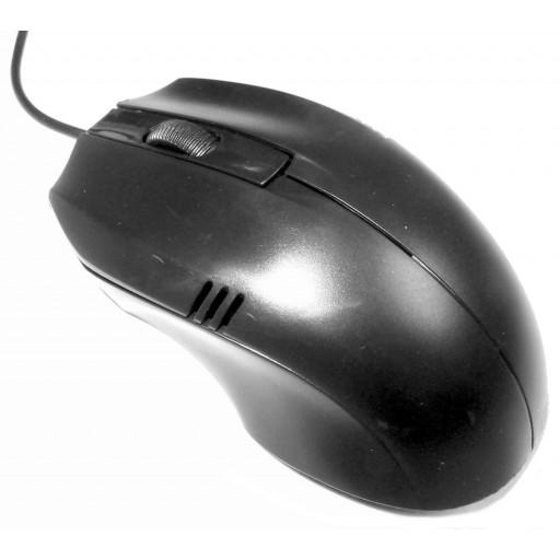 LMS Data LMK-506 3-Button Scroll-Wheel Optical Mouse - USB