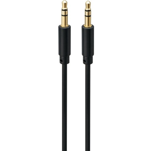 Maxam Stereo 3.5mm Male Jack to 3.5mm Male Jack - 3.0 Metres Length
