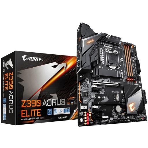 Gigabyte AORUS Intel Z390 ELITE 9th Gen ATX Motherboard
