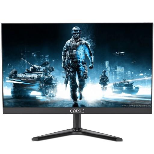 piXL 21.5'' LED Widescreen VGA / HDMI Frameless 5ms Monitor