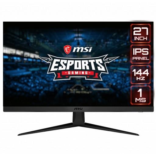 MSI Optix 27'' G271 Full HD 144Hz FreeSync IPS eSports Gaming Monitor