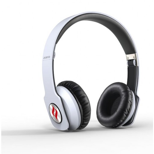 Noontec Zoro WHITE Professional Headphones for Music Fans!