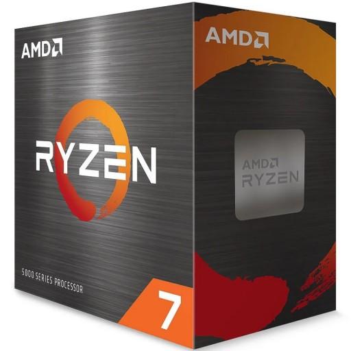 AMD Ryzen 7 5800X 8 Core AM4 CPU / Processor
