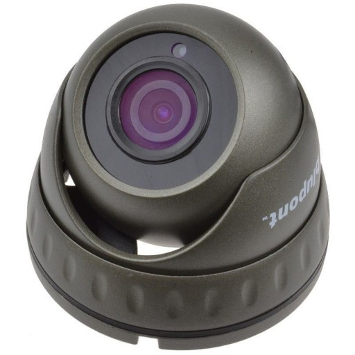 Blupont 5MP SONY CMOS 4 in 1 TVI AHD CCTV Security Dome Camera 20m IR Grey