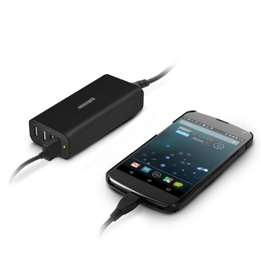 Sumvision Family Size Smart Intelligent 4 Port 36w Usb Charger Usb Charger Digitalpromo Co Uk
