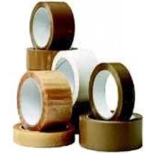 Clear Hot Melt Polypropylene Tape - 48mm x 66m