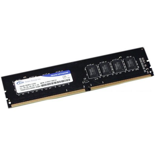 Team ELITE 16GB DDR4 2400MHz DIMM System Memory