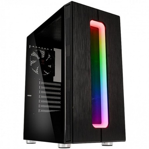 TechTribe Nimbus Gaming PC with NVIDIA GTX 1650, Intel i3 9100F, 16GB DDR4 and 120GB SSD & 1TB HDD - NO O/S