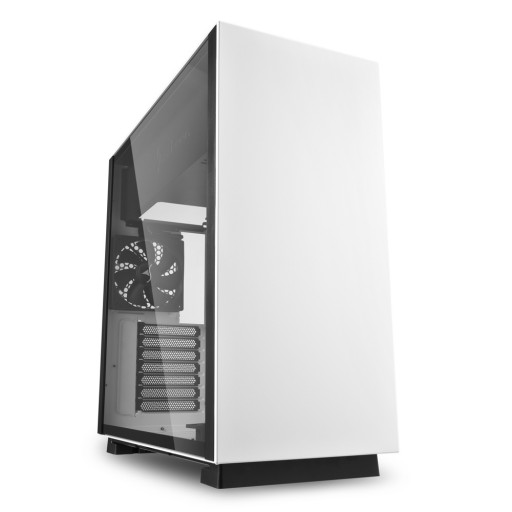 TechTribe Pure Steel White Intel Core i5, 16GB RAM, 1TB Hard Drive & 240GB SSD, 6GB Nvidia Geforce GTX 1660 Graphics, Gaming Desktop - White - NO O/S