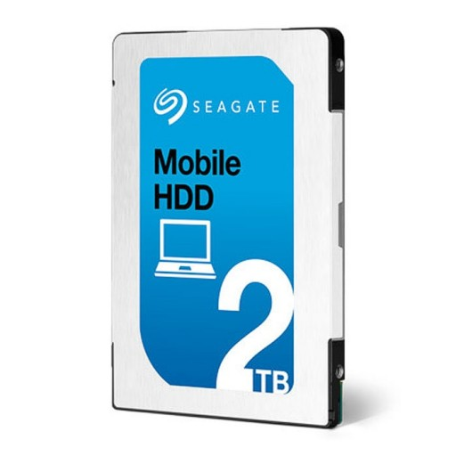 Seagate 2TB Internal 2.5 inch Notebook / Laptop Hard Disk Drive / HDD