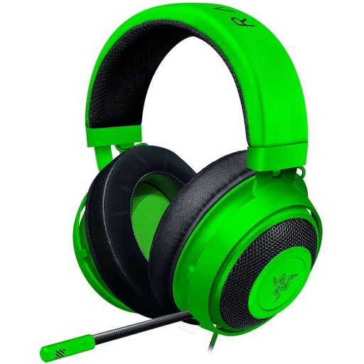 Razer Kraken Multi-Platform Wired Gaming Headset - Green