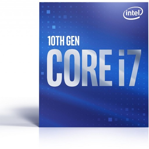 Intel Core i7 10700 Comet Lake 10th Generation CPU / Processor